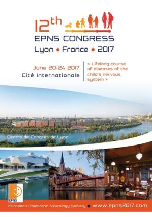 EPNS 2017 - CONGRES DE NEUROLOGIE PEDIATRIQUE - LYON (1504 personnes)