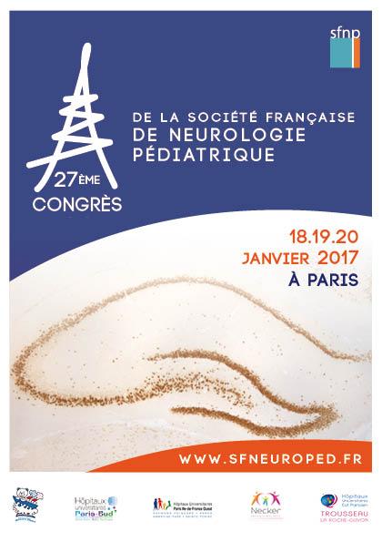 SFNP 2017 - CONGRES DE NEUROPEDIATRIE - PARIS (722 PERSONNES)