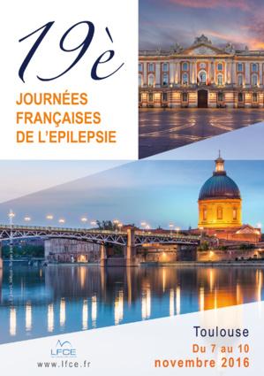 JFE 2016 - CONGRES D'EPILEPTOLOGIE - TOULOUSE (563 PERSONNES)