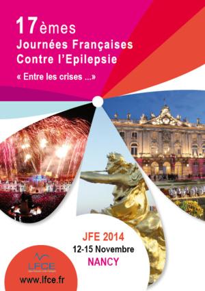 JFE 2014 - CONGRES D'EPILEPTOLOGIE - NANCY (672 PERSONNES)