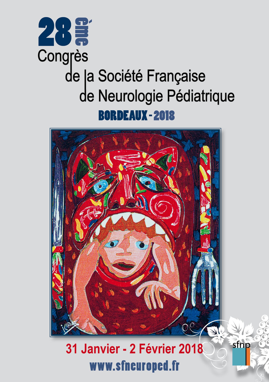 SFNP 2018 - Congrès de Neuropédiatrie - Bordeaux (722 personnes)